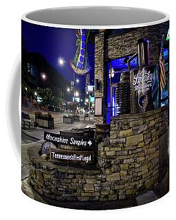 Gatlinburg Moonshine Samples Coffee Mug