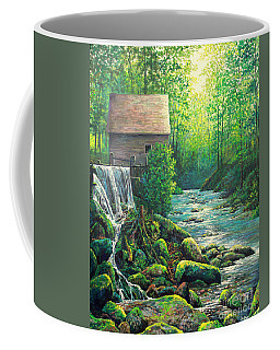Gatlinburg  Tenessee Mill Coffee Mug