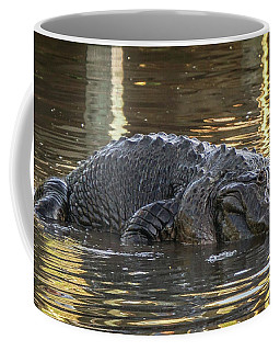 Gator Loving Coffee Mug by Jane Luxton