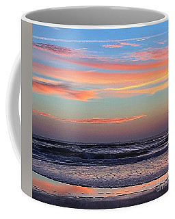 Coffee Mug featuring the photograph Gator Sunrise 10.31.15 by LeeAnn Kendall