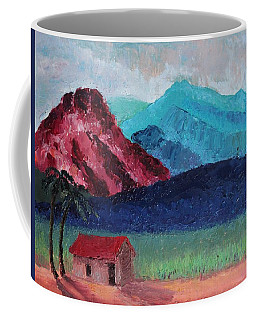 Gauguin Canigou Coffee Mug