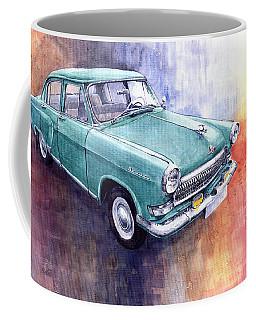 Gaz 21 Volga Coffee Mug