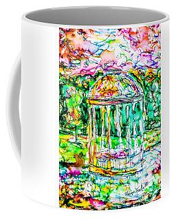 Gazebo Sunset Coffee Mug