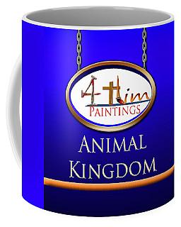 Gb Animal Kingdom Coffee Mug