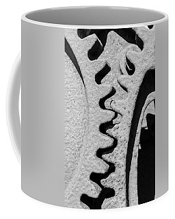 Gear - Zoom, Close Up Coffee Mug