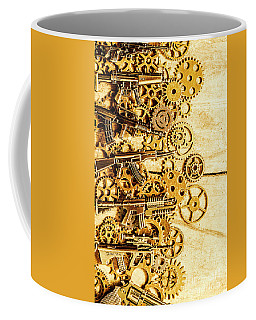 Gearing For War Coffee Mug