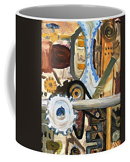 Gears In The Machine Coffee Mug