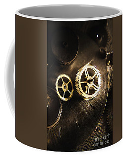 Gears Of Automation Coffee Mug