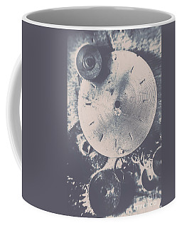 Gears Of Old Industry Coffee Mug