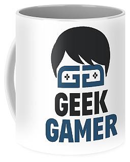 Geek Gamer Coffee Mug