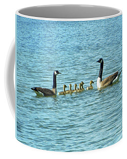 Geese Proud Parents Coffee Mug