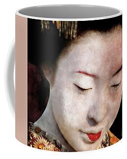 Geisha Girl Coffee Mug by Pennie  McCracken