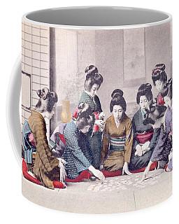 Geishas Coffee Mug by Delphimages Photo Creations