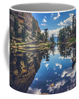 Gem Lake Reflections Coffee Mug