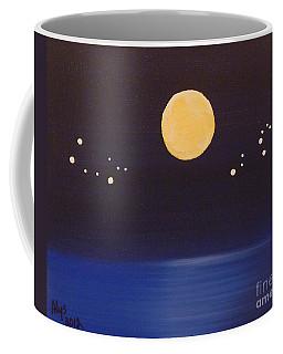 Gemini And Leo Coffee Mug by Alys Caviness-Gober