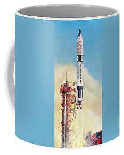 Gemini-titan Launch Coffee Mug