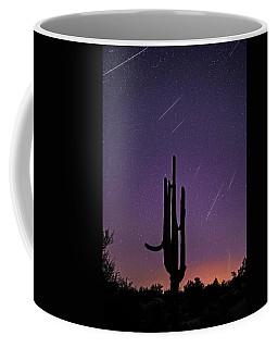 Geminid Meteor Shower #1, 2017 Coffee Mug