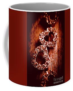 Gems Of Fashionable Romance Coffee Mug