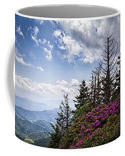 Rhododendrons - Roan Mountain Coffee Mug