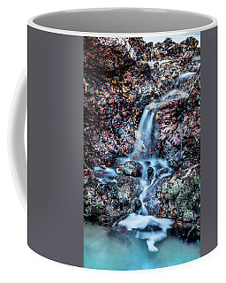 Gemstone Falls Coffee Mug