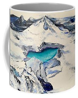 Gemstone Lake Coffee Mug