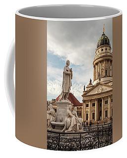 Coffee Mug featuring the photograph Gendarmenmarkt by Geoff Smith