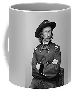 General George Armstrong Custer Coffee Mug