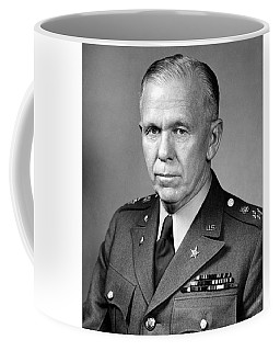 General George Marshall Coffee Mug