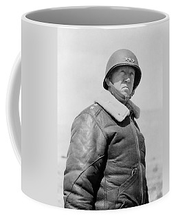 General George S. Patton Coffee Mug