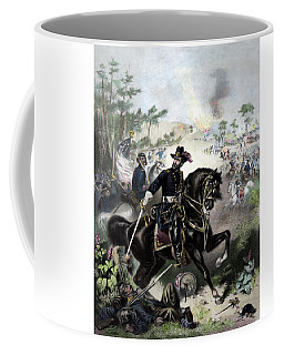 General Grant During Battle Coffee Mug