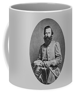 General J.e.b. Stuart - Confederate Army General Coffee Mug