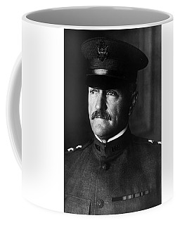 General John Pershing Portrait Coffee Mug