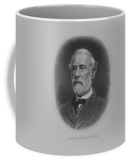 General Robert E. Lee Print Coffee Mug