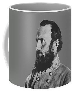 General Stonewall Jackson Profile Coffee Mug