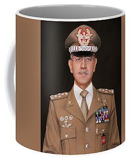 Generale Danilo Errico Coffee Mug