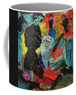 Coffee Mug featuring the painting Generations by Mary Sullivan
