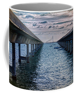Generations Of Bridges Coffee Mug