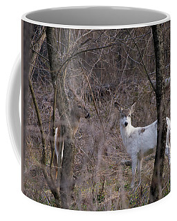Genetic Mutant Deer Coffee Mug