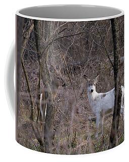 Genetic Mutant Deer Coffee Mug