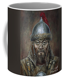 Genhis Khan Coffee Mug