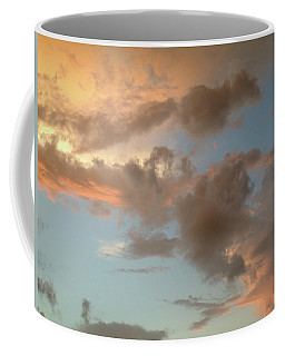Gentle Clouds Gentle Light Coffee Mug