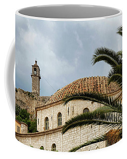Gentle Curves Coffee Mug by Shirley Mitchell