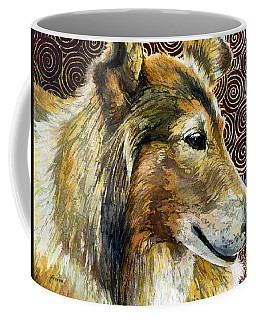 Gentle Spirit - Reveille Viii Coffee Mug