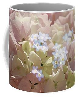 Gentle Strength Coffee Mug by Marija Djedovic