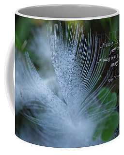 Gentleness 2 Coffee Mug