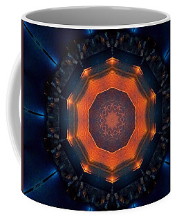 Geo 9 Coffee Mug