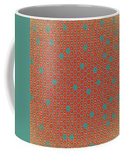 Coffee Mug featuring the digital art Geometric 1 by Bonnie Bruno