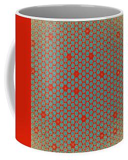 Coffee Mug featuring the digital art Geometric 2 by Bonnie Bruno