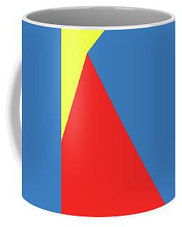 Geometric Art 367 Coffee Mug by Bill Owen