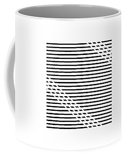 Geometric Art 368 Coffee Mug by Bill Owen